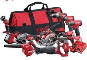 Milwaukee Brand new   combo kit