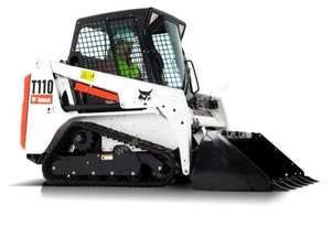 Bobcat T110 skid steer Tracked loader