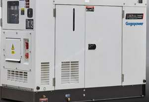 10kVA DS10P5S Potise Powered Diesel Generator