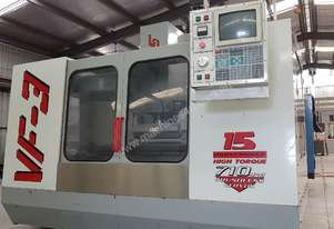 HAAS VF3B - 5 Axis Vertical Machining Center