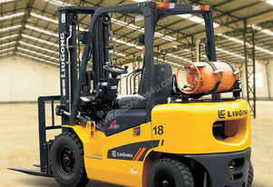 New 1.8t LPG Container Forklift