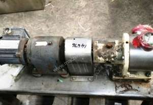 Maso Type SPS-2 Stainless Steel