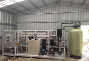 Reverse Osmosis Plant ** AS NEW