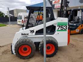 Used Bobcat 753 Wheeled Skidsteers In Griffith Nsw Price 14990