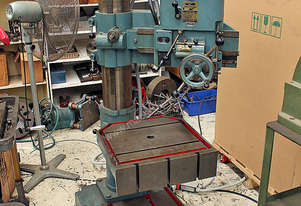 A B Arboga Maskinka ER 1830 Radial Arm Drilling Machine