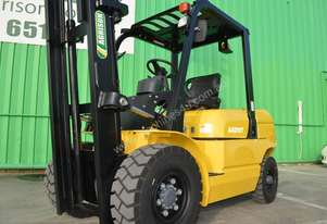 2017 Agrison 5 Ton Forklift - Container Mast - Nationwide Delivery