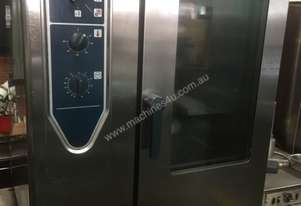 RATIONAL CD101 10 TRAY COMBI OVEN