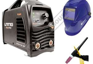 Razor ARC 180DC Multi-Function Inverter Tig Welder Package Deal 10-180A #KUMJRRW180 Includes Auto He
