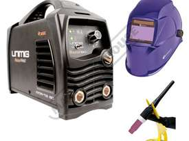 Razor ARC 180DC Multi-Function Inverter Tig Welder Package Deal 10-180A #KUMJRRW180 Includes Auto He - picture0' - Click to enlarge