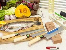 Japanese Fruit & Fish Knife - picture3' - Click to enlarge