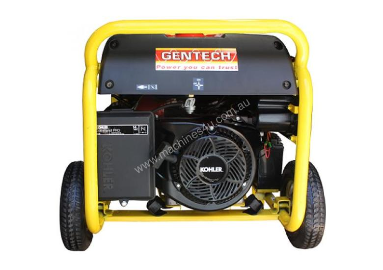 Gentech 7kVA Kohler Powered Inverter Generator