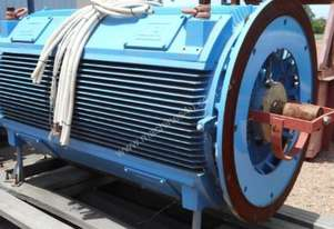800 kw 8 pole 415 v AC Electric Motor