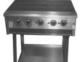 Complete CHG-300 Bench Mount Volcanic Rock 300mm C - picture2' - Click to enlarge