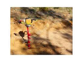 Crommelins Subaru One-Man Post Hole Digger - picture3' - Click to enlarge