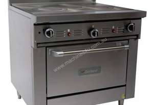 Garland GF36-TTR Heavy Duty Restaurant Range 900mm with dual target top
