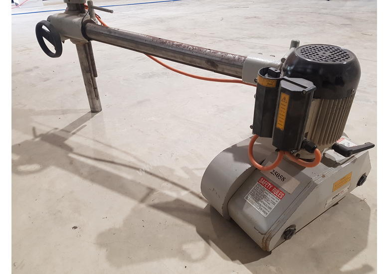 Used Holytek Power Feed Unit Rip Saw Powerfeed Unit In