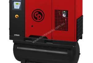 Industrial Electric Screw Compressor 7.5hp-40hp