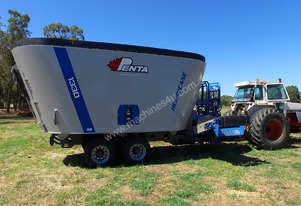 2018 PENTA 1330 VERTICAL FEED MIXER (38.0M3)