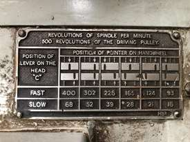 LINE BORING MACHINE - picture3' - Click to enlarge