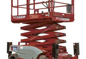 26FT DIESEL SCISSOR LIFT