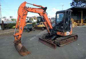 2007 Zaxis ZX50U-2 Excavator *CONDITIONS APPLY*