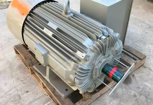 160 kw 220 hp 6 pole 415 volt AC Electric Motor