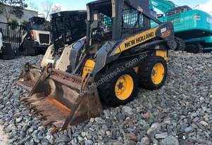 New Holland L150 skidsteer for sale