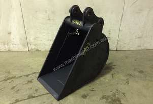 UNUSED 350MM GUMMY BUCKET TO SUIT 2-3T EXCAVATOR D942