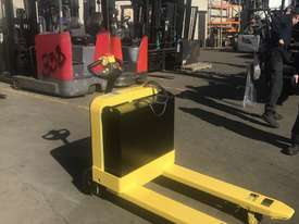 Rent Me - 2 tonne Electric Pallet Jack - $70 per week plus gst - picture1' - Click to enlarge