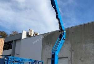 USED 34FT DIESEL KNUCKLE BOOM LIFT