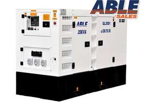35 kVA 240V Diesel Generator - picture0' - Click to enlarge