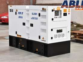 35 kVA 240V Diesel Generator - picture1' - Click to enlarge