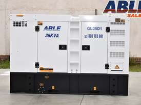 35 kVA 240V Diesel Generator - picture2' - Click to enlarge