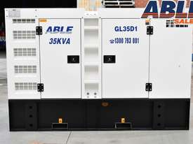35 kVA 240V Diesel Generator - picture6' - Click to enlarge