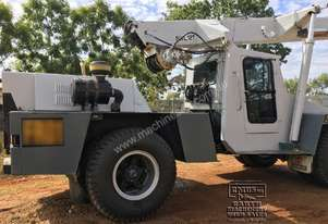 Franna 4WD-12 Crane, just been recertified, Call EMUS