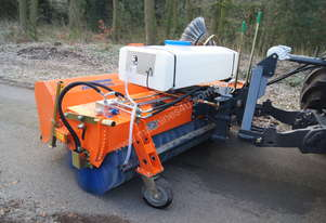 Tuchel Profi 660 Road Sweeper for Forklifts and Excavators