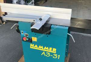 Hammer A3-31 Planer/Thicknesser Combination Machine