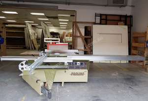 USED 3M SLIDE PAOLONI PANEL SAW WITH SCRIBE BLADE