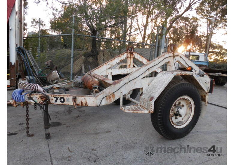 3 ton cable drum carrier ,