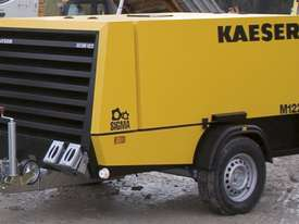 Brand New Kaeser M122, 400cfm Diesel Air Compressor - picture0' - Click to enlarge