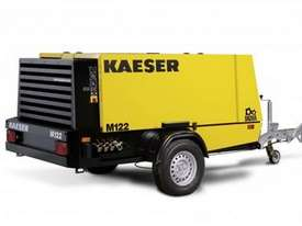 Brand New Kaeser M122, 400cfm Diesel Air Compressor - picture1' - Click to enlarge