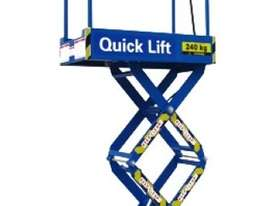 6ft Push around Scissor Lift - picture0' - Click to enlarge
