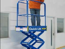 6ft Push around Scissor Lift - picture3' - Click to enlarge