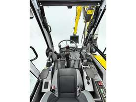 EW65 Wheeled Excavator - picture3' - Click to enlarge