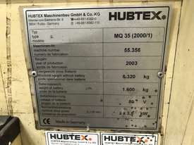 Hubtex MQ35 Reach Forklift Forklift - picture4' - Click to enlarge
