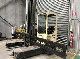 Hubtex MQ35 Reach Forklift Forklift - picture1' - Click to enlarge