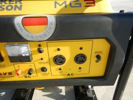 Wacker Neuson MG3 3.0Kw Air Cooled Petrol Generator - picture5' - Click to enlarge