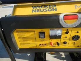 Wacker Neuson MG3 3.0Kw Air Cooled Petrol Generator - picture6' - Click to enlarge