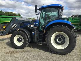 New Holland T7 185 FWA/4WD Tractor - picture2' - Click to enlarge