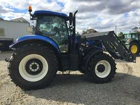 New Holland T7 185 FWA/4WD Tractor - picture1' - Click to enlarge